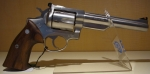 Ruger SECURITY-SIX Kal. 357Mag. Stainless,Gebrauchtwaffe,